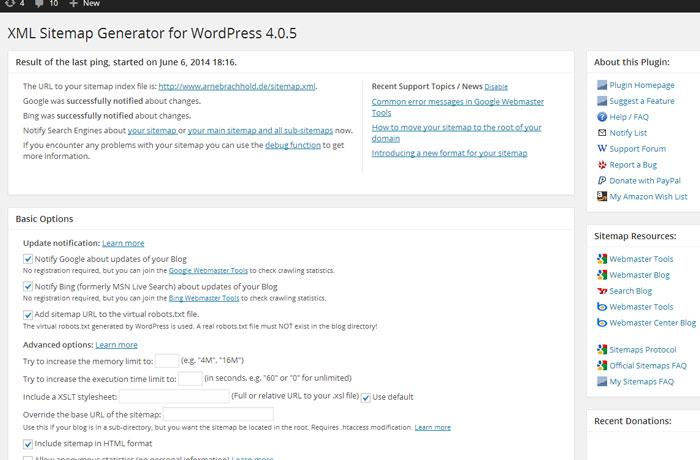 google xml sitemaps wordpress designs themes